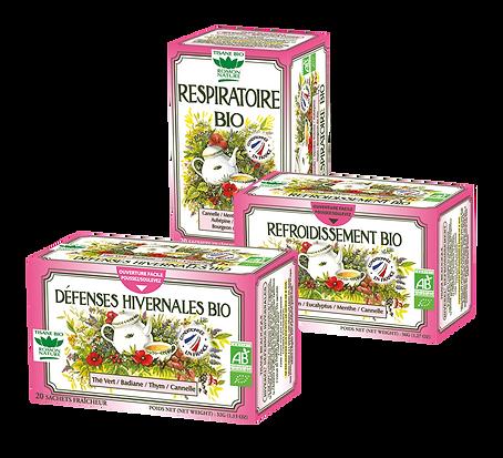Araquelle Romon Nature - Tisane del benessere - difese dell'organismo