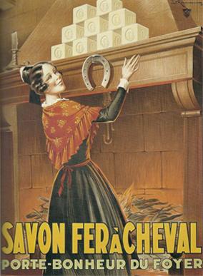 Sapone Marsiglia Fer à Cheval