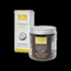 Olio di cocco barattolo e flacone BioEssenze