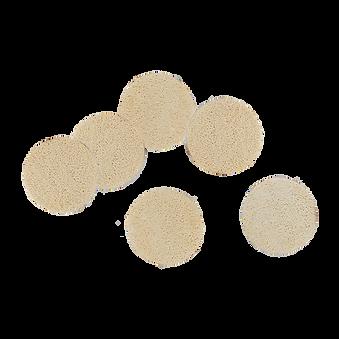 Loofah Facial Discs