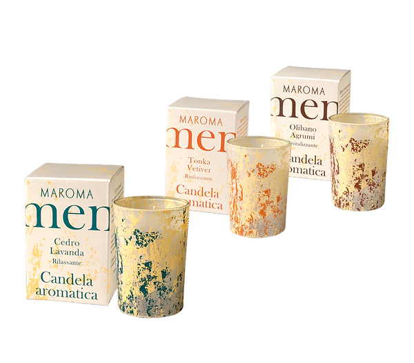Linea Men candele