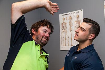 Treat injuries onsite at work