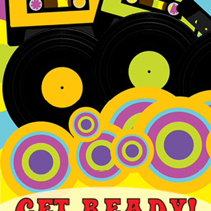 Get Ready! (Sunset Playhouse Musical Mainstage)