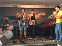 Bayview Jazz Festival with Jeremy Kuzniar, Ben Titus, Anthony Deutsch and Brett Westfahl