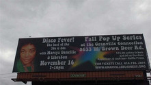 Disco Fever! Billboard