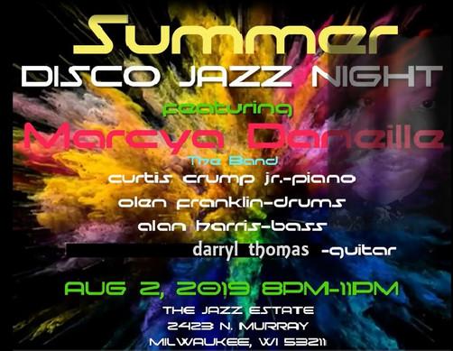 Disco Show- Jazz Estate