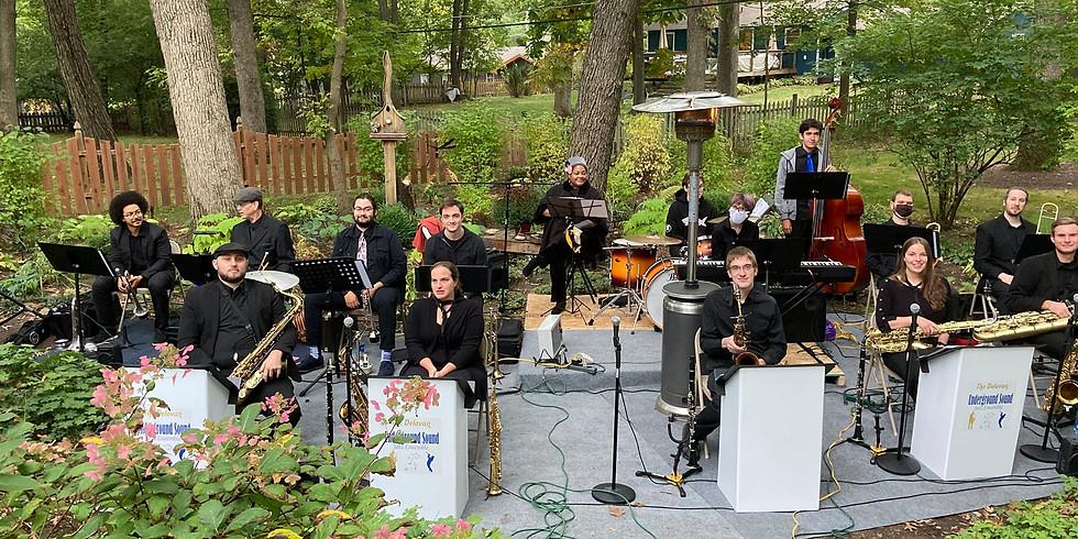 Wine Walk After Party featuring The Underground Sound Jazz (Big Band)