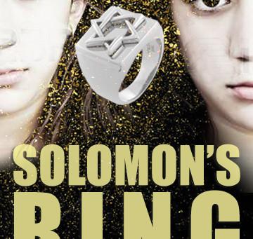 Get a sneak peek of Solomon's Ring on Netgalley!