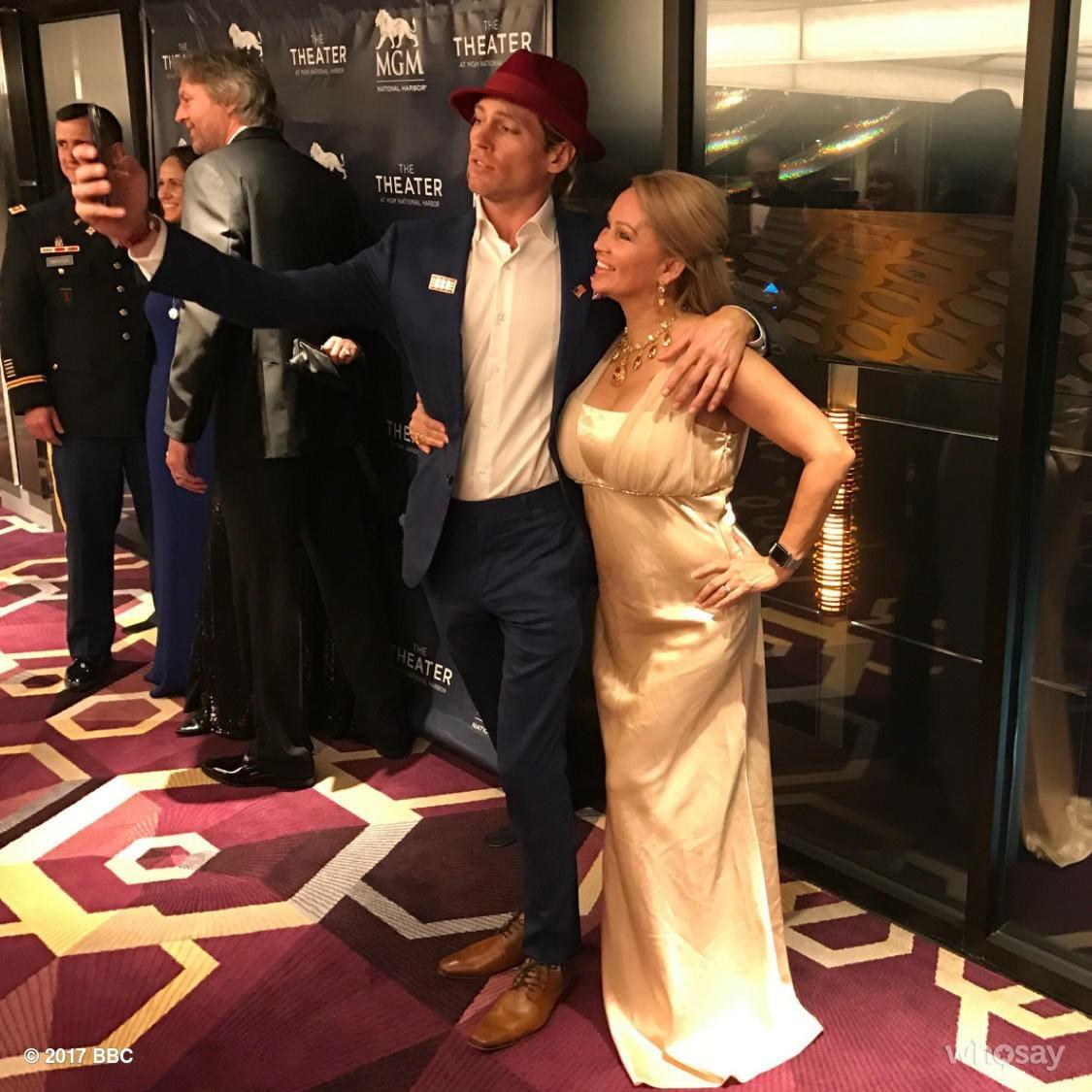 Lisa Christiansen - Donald Trump - InaugurationIMG_1296