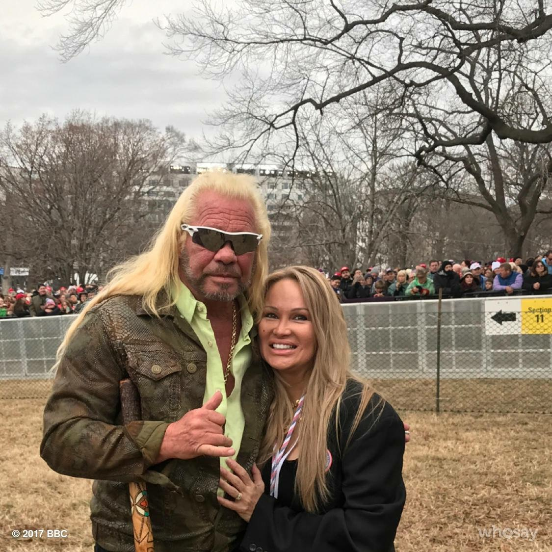 Lisa Christiansen - Donald Trump - InaugurationIMG_1339
