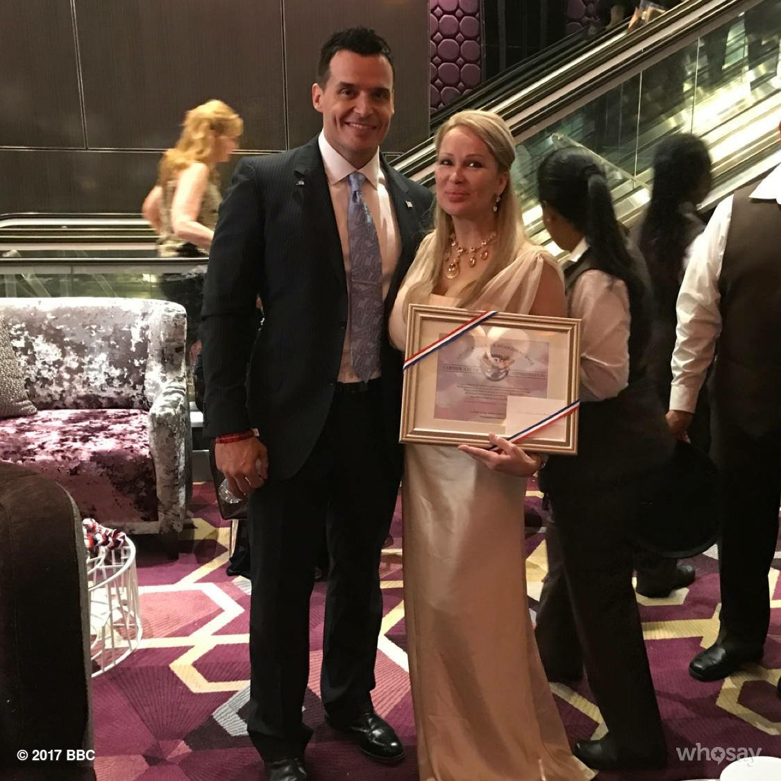 Lisa Christiansen - Donald Trump - InaugurationIMG_1292