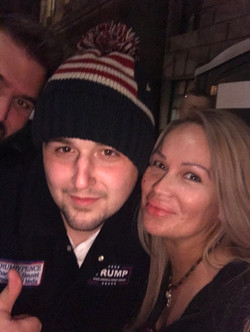 Lisa Christiansen - Donald Trump - InaugurationIMG_0830