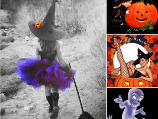 Happy Halloween  Fun Fact About Where Halloween Got It's Name