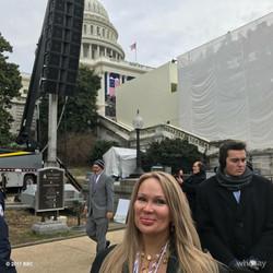 Lisa Christiansen - Donald Trump - InaugurationIMG_1340