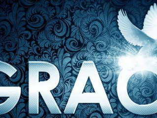 Gratitude + Forgiveness = Grace