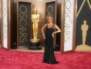 Lisa Christiansen at the 89th Academy Awards Oscars 2017