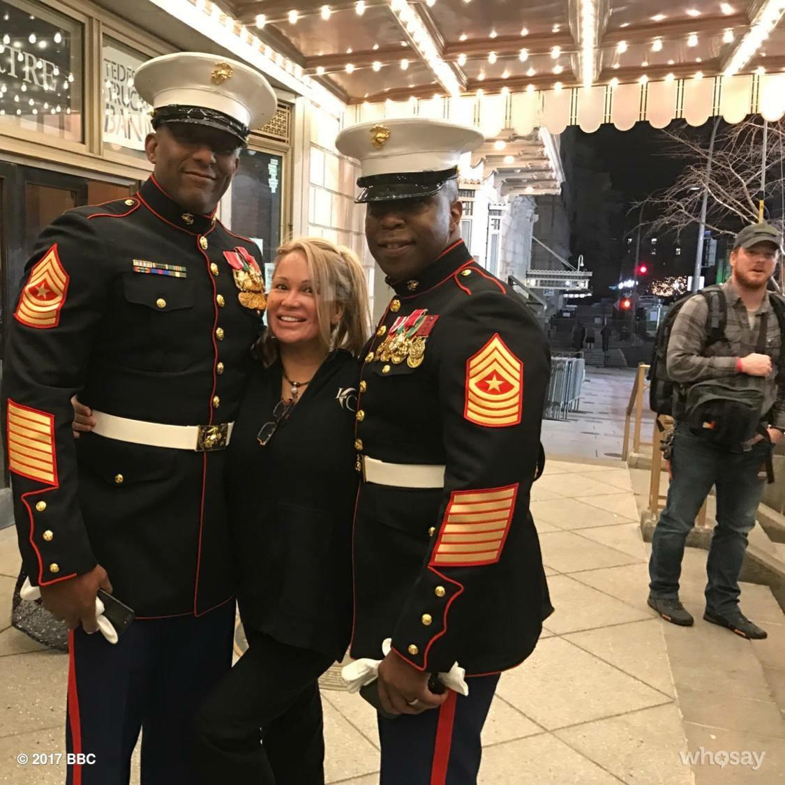 Lisa Christiansen - Donald Trump - InaugurationIMG_1338