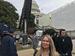 Lisa Christiansen - Donald Trump - InaugurationIMG_1040