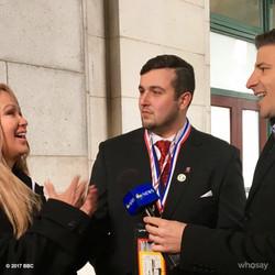 Lisa Christiansen - Donald Trump - InaugurationIMG_1316