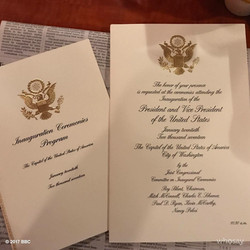 Lisa Christiansen - Donald Trump - InaugurationIMG_1335