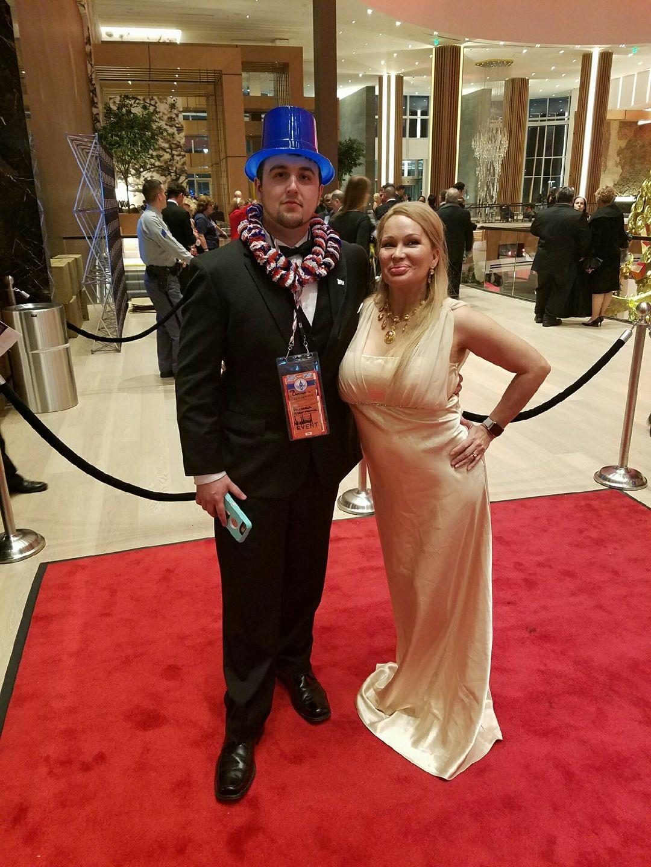 Lisa Christiansen - Donald Trump - InaugurationIMG_1255