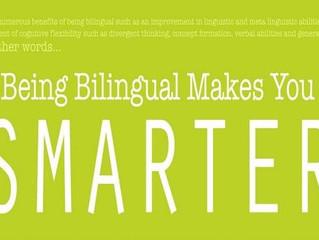 Bilingual = Smarter