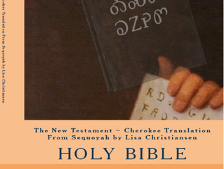 The New Testament ~ Cherokee Version