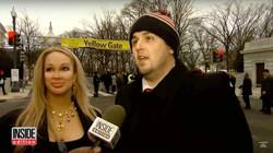 Lisa Christiansen - Donald Trump - InaugurationIMG_1313