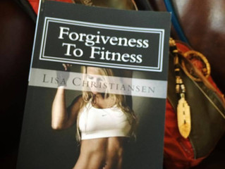 "Forgiveness To Fitness: Exercise And Nutrition Plan With Journal"" NOW in UNIVERSITIES"