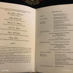 Lisa Christiansen - Donald Trump - InaugurationIMG_1367
