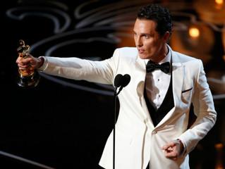 Oscars 2014 – Matthew McConaughey's Acceptance Speech Is All Of God