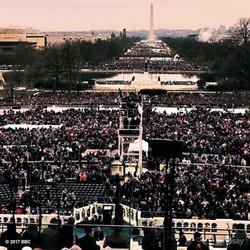 Lisa Christiansen - Donald Trump - InaugurationIMG_1343