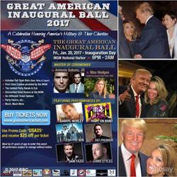 Lisa Christiansen - Donald Trump - InaugurationIMG_0753