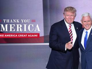 "President Donald J. Trump | The ultimate triumph ""Make America Great Again!"""