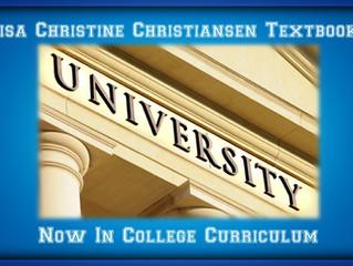 Lisa Christiansen Textbooks In College Curriculum