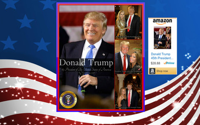Donald Trump 45th President of the United States of America: November 9, 2016