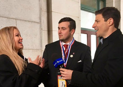 Lisa Christiansen - Donald Trump - InaugurationIMG_1081