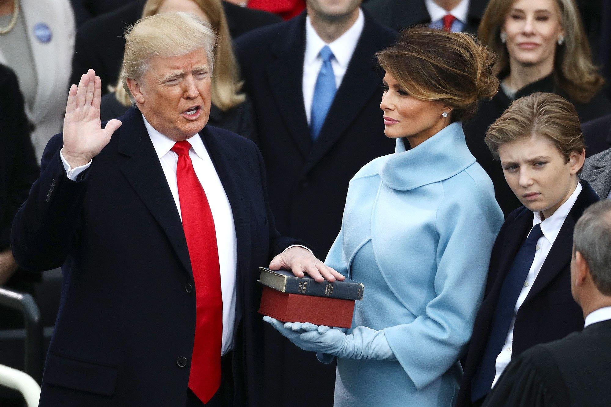 Trump,Lisa Christiansen,Shane Bouvet
