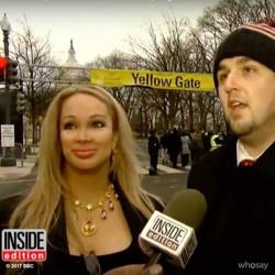 Lisa Christiansen - Donald Trump - InaugurationIMG_1315