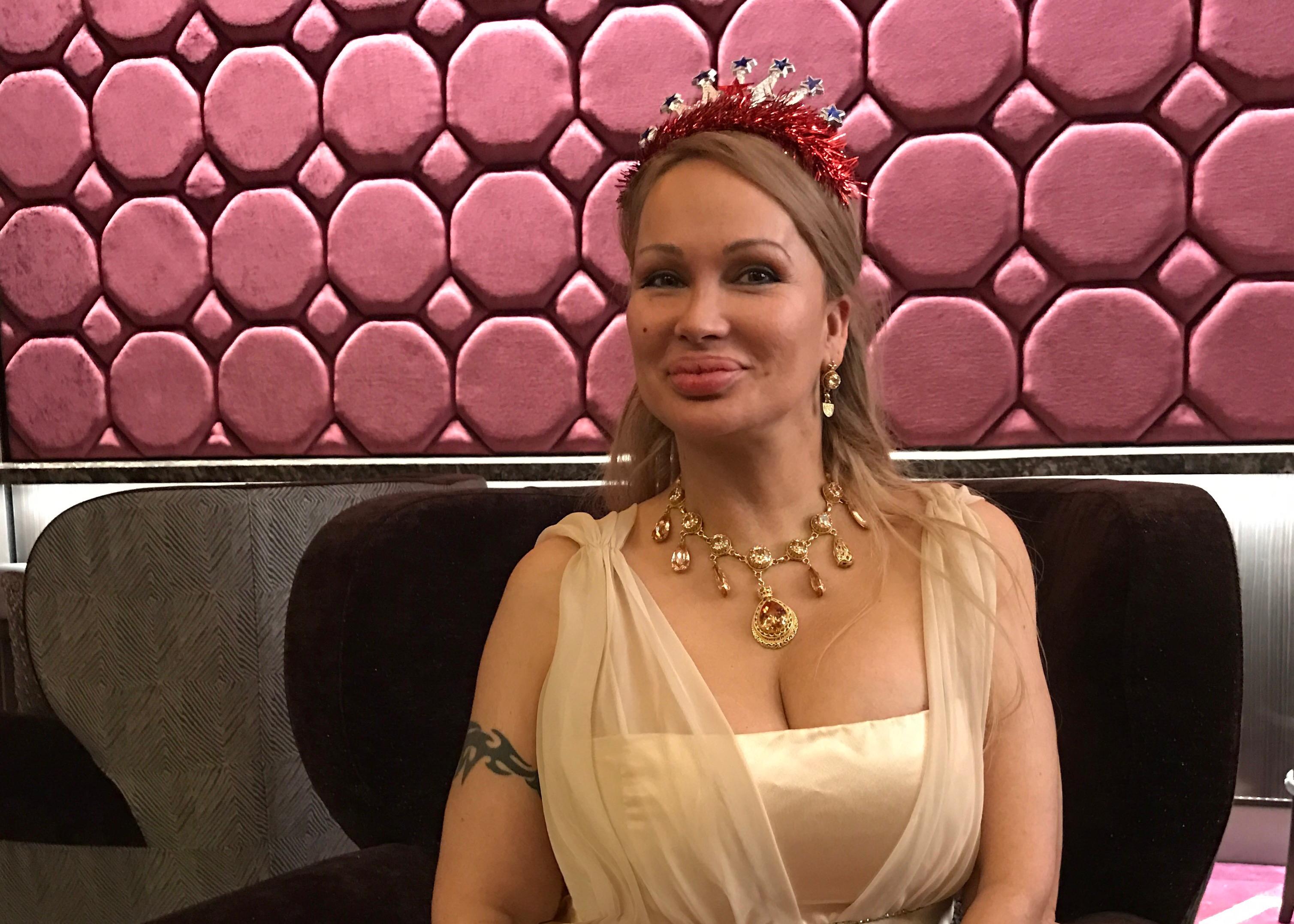 Lisa Christiansen - Donald Trump - InaugurationIMG_1291