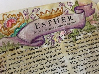 The Book Of Esther: A Woman of Courage