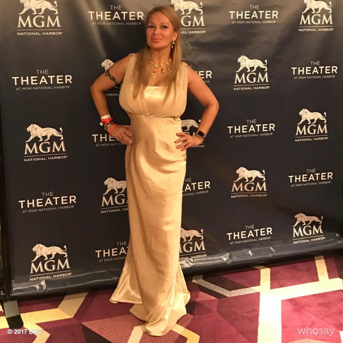 Lisa Christiansen - Donald Trump - InaugurationIMG_1305