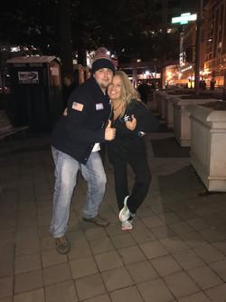 Lisa Christiansen - Donald Trump - InaugurationIMG_0828