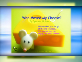 Who Moved My Cheese – A Must See Movie