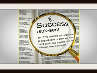 Success, What Is Your Definition?