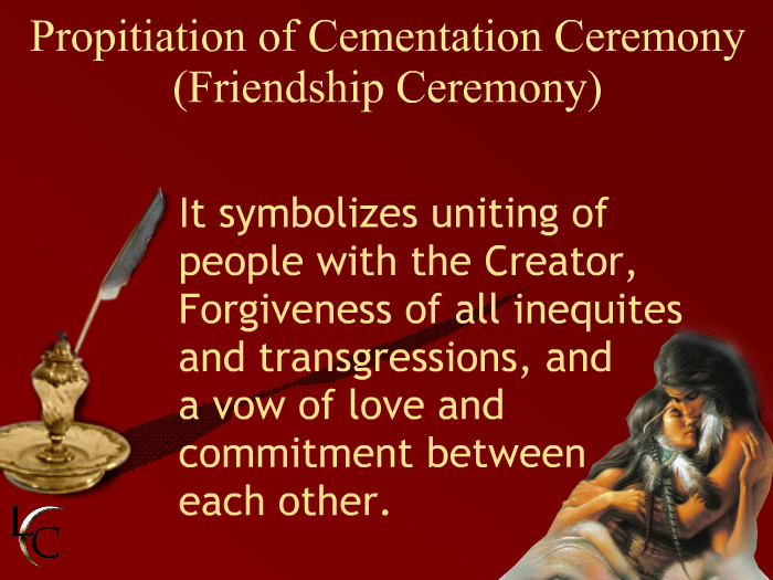 friendship-ceremony