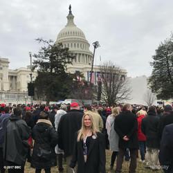 Lisa Christiansen - Donald Trump - InaugurationIMG_1342