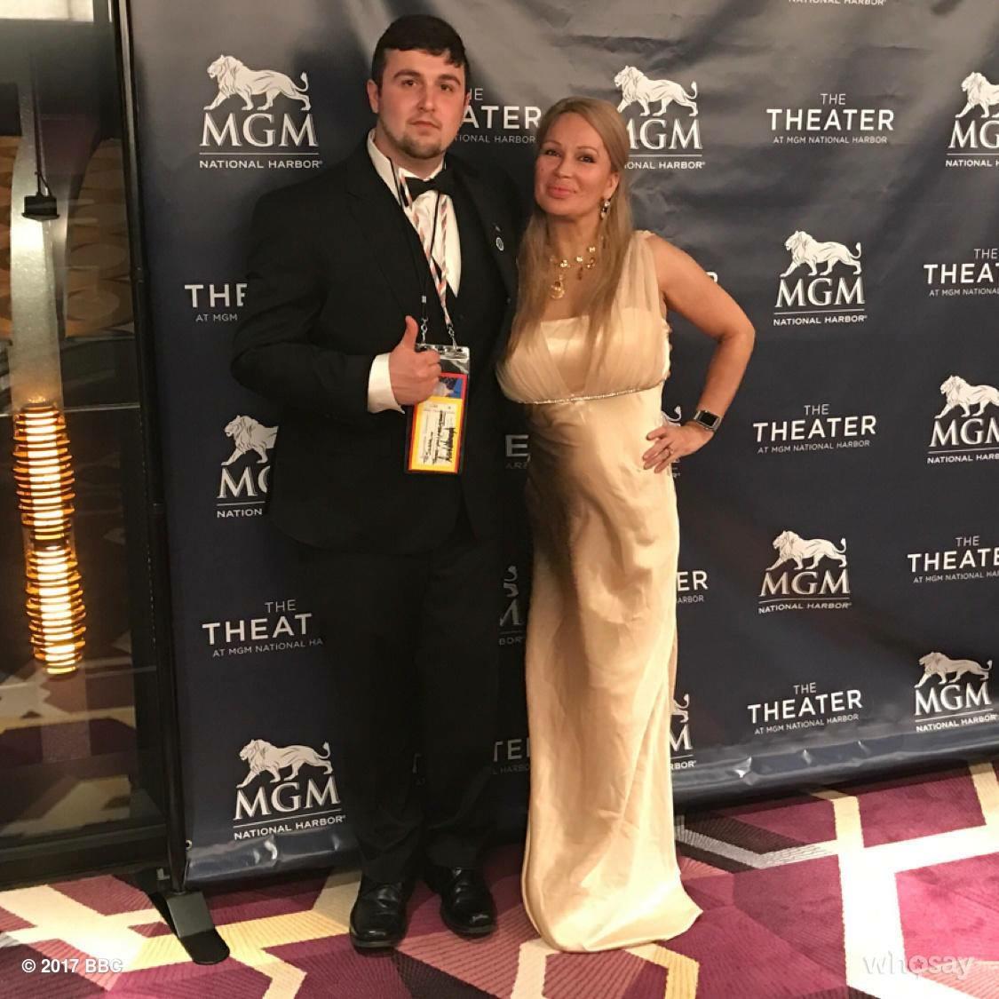 Lisa Christiansen - Donald Trump - InaugurationIMG_1299