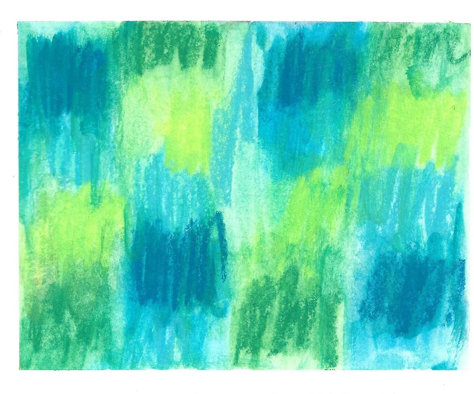 Pastels on Paper