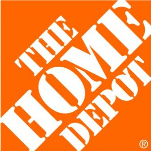Mixed Load of Home Depot and Lowe's